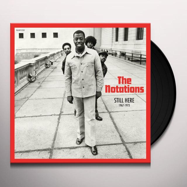 Notations STILL HERE: 1967-1973 Vinyl Record