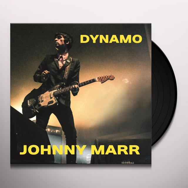 Johnny Marr DYNAMO Vinyl Record