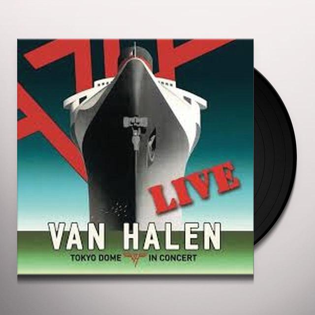 Van Halen TOKYO DOME IN CONCERT Vinyl Record