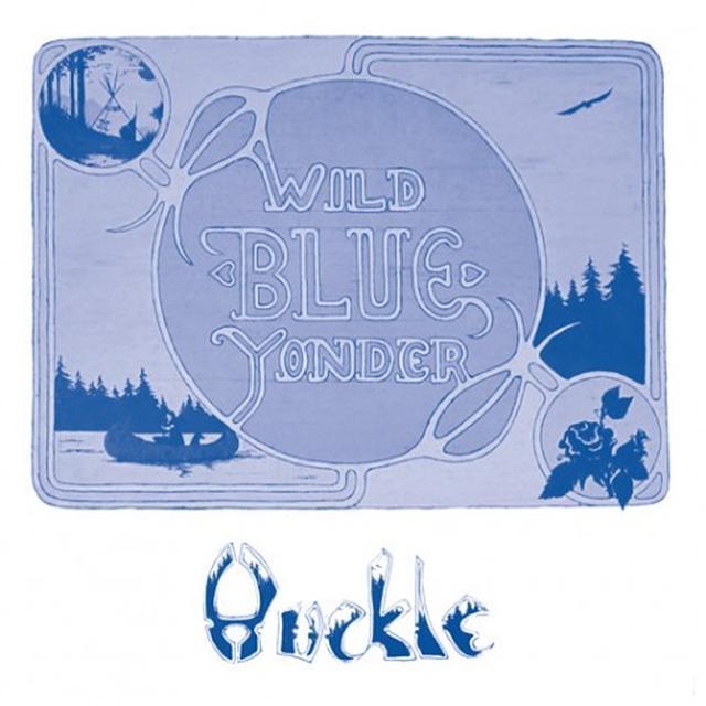 HUCKLE WILD BLUE YONDER Vinyl Record
