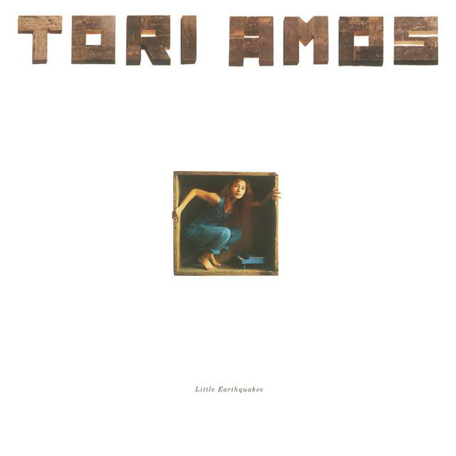Tori Amos LITTLE EARTHQUAKES Vinyl Record