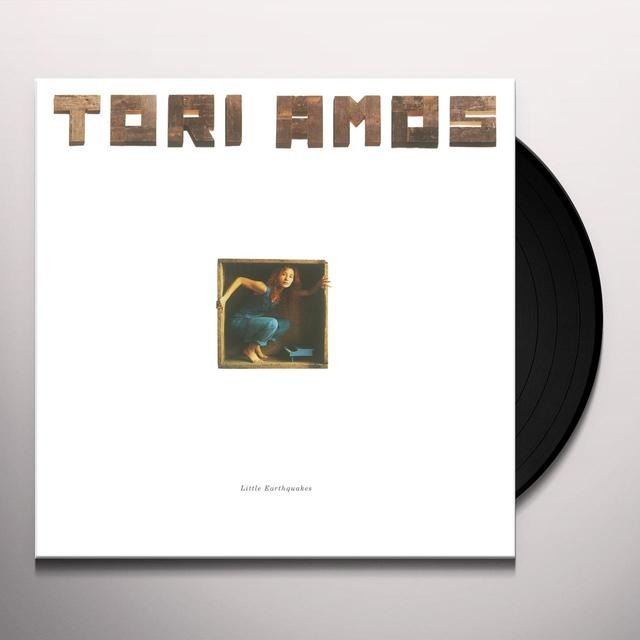 Tori Amos LITTLE EARTHQUAKES Vinyl Record - 180 Gram Pressing