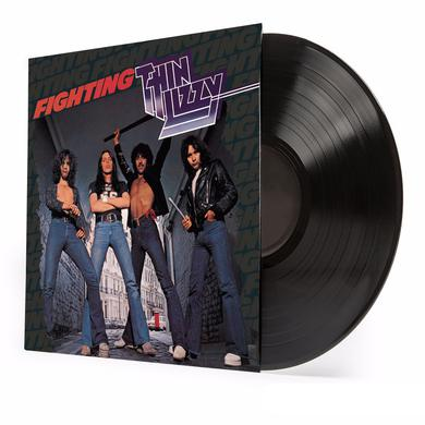 Thin Lizzy FIGHTING Vinyl Record