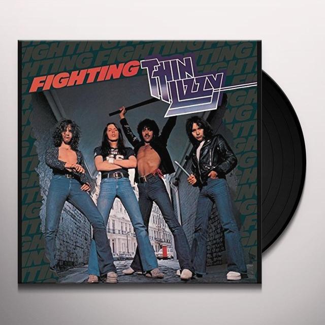 Thin Lizzy FIGHTING Vinyl Record