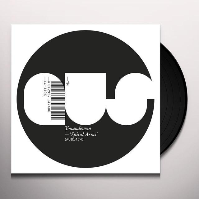 Youandewan SPIRAL ARMS Vinyl Record