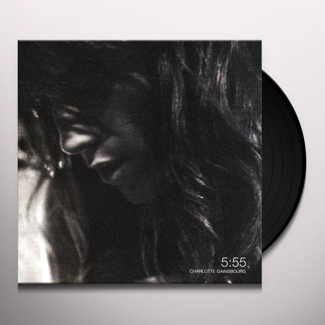 Charlotte Gainsbourg 5:55 Vinyl Record