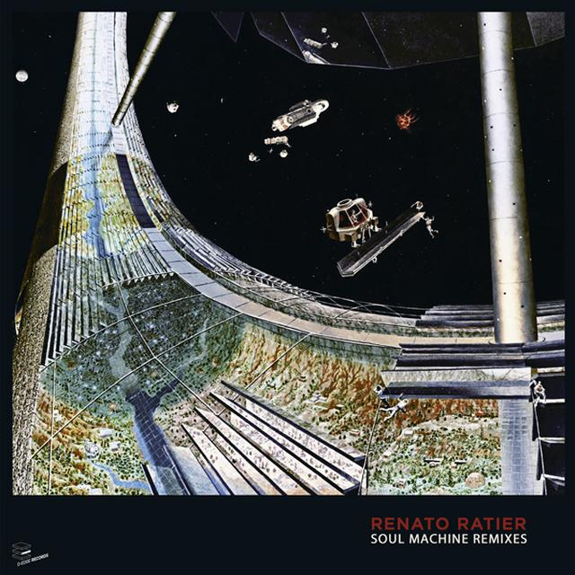 Renato Ratier SOUL MACHINE REMIXES Vinyl Record