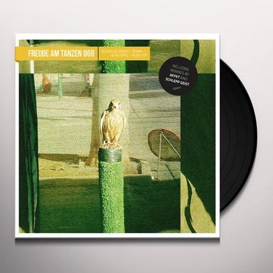 Mooryc & Douglas Greed SPARK / NOISY Vinyl Record
