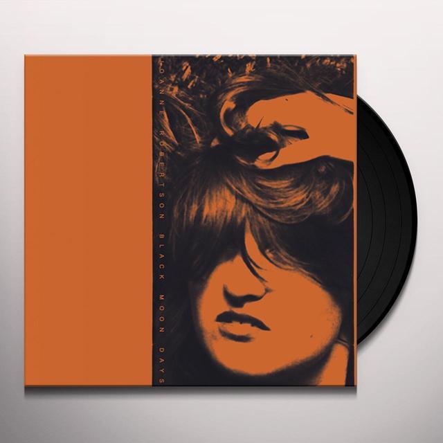Joanne Robertson BLACK MOON DAYS Vinyl Record
