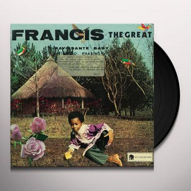 Francis The Great RAVISSANTE BABY Vinyl Record