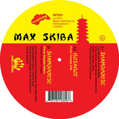 Max Skiba SHANGHOUSE Vinyl Record