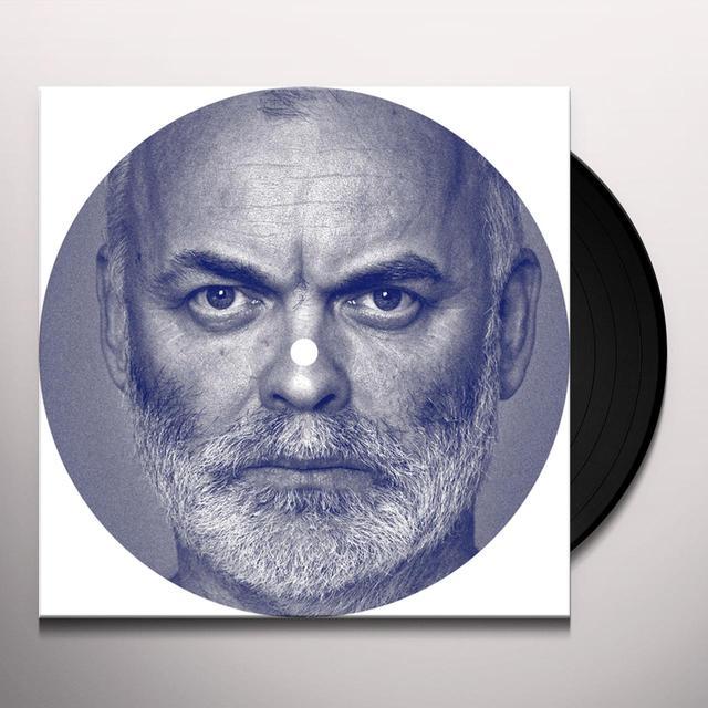 Finnbogi Pétursson TESLA TUNE Vinyl Record