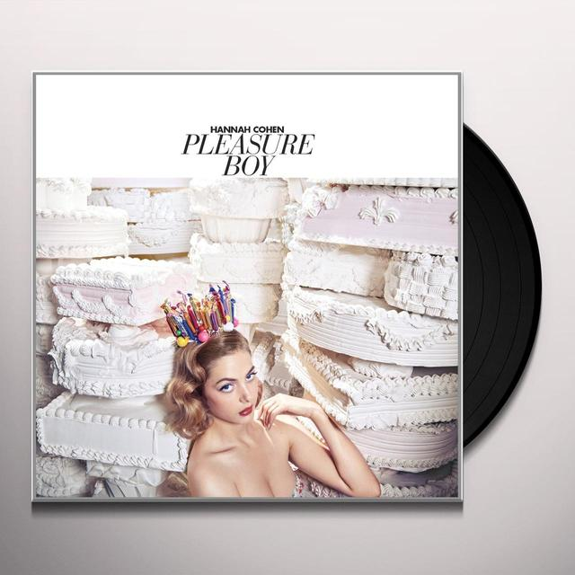 Hannah Cohen PLEASURE BOY Vinyl Record