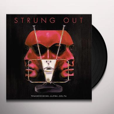 Strung Out TRANSMISSION.ALPHA.DELTA Vinyl Record