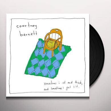 Courtney Barnett SOMETIMES I SIT & THINK & SOMETIMES I JUST SIT Vinyl Record