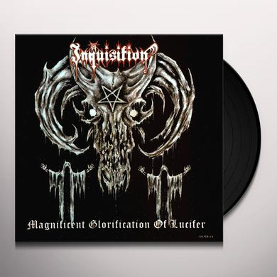 Inquisition MAGNIFICENT GLORIFICATION OF LUCIFER Vinyl Record