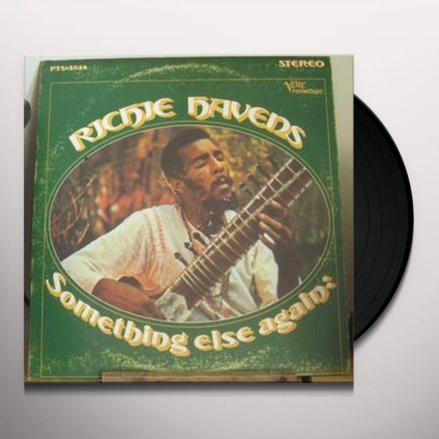 Richie Havens SOMETHING ELSE Vinyl Record