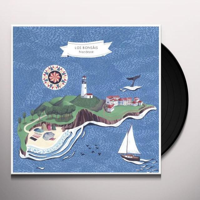 LOS BONSAIS NORDESTE Vinyl Record - 10 Inch Single