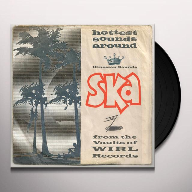 SKA FROM THE VAULTS OF WIRL RECORDS / VAR Vinyl Record