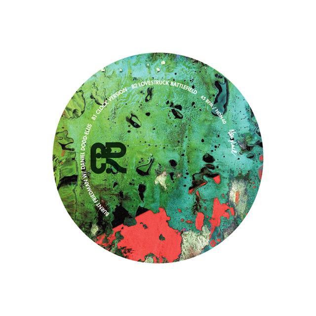 Burnt Friedman & Daniel Dodd-Ellis CLOCK Vinyl Record