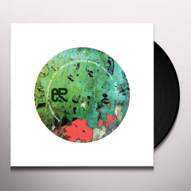 Burnt Friedman & Daniel Dodd-Ellis CLOCK (EP) Vinyl Record
