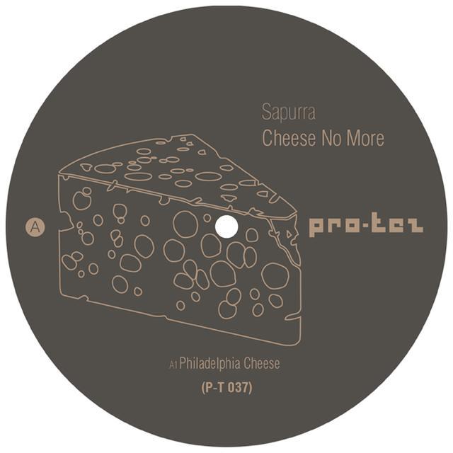 SAPURRA CHEESE NO MORE Vinyl Record