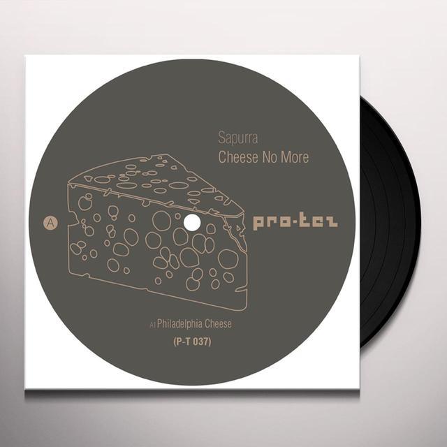 SAPURRA CHEESE NO MORE (EP) Vinyl Record