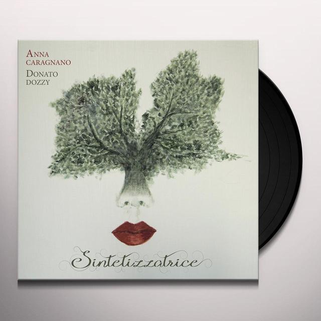 Anna Caragnano & Donato Dozzy SINTETIZZATRICE Vinyl Record