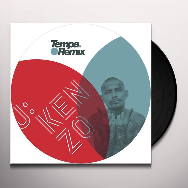 TRUTH & J:KENZO DEVIL'S HANDS / INVADERS Vinyl Record