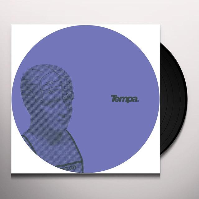 Alex Coulton RECALL / WIRETRAP Vinyl Record