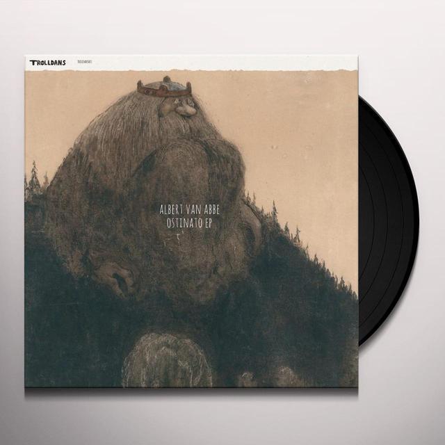 Albert van Abbe OSTINATO (EP) Vinyl Record