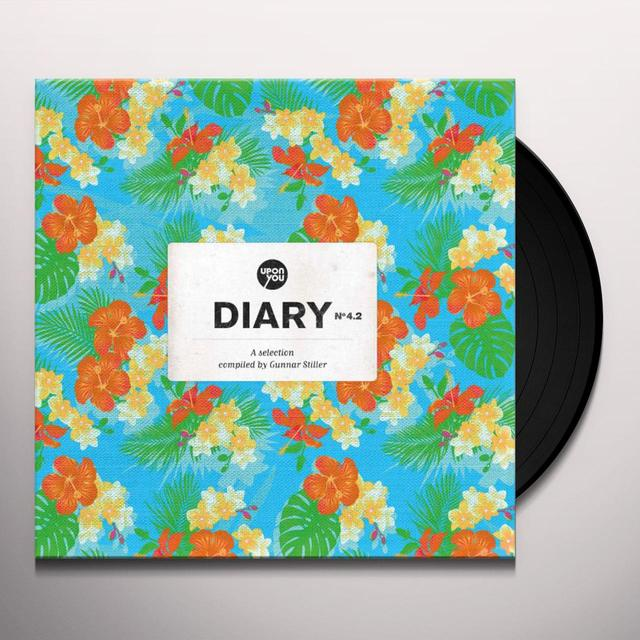 SELECTION OF DIARY 4.2. / VARIOUS Vinyl Record