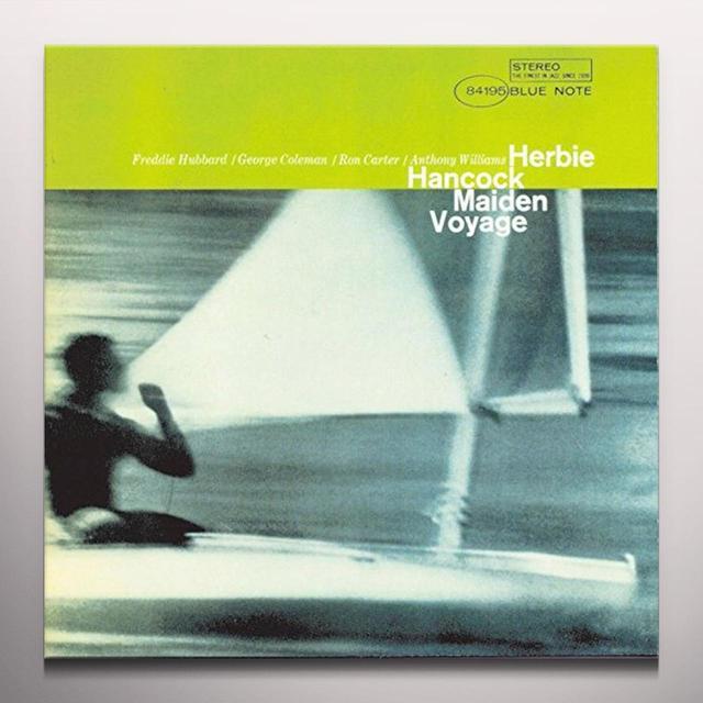 Herbie Hancock MAIDEN VOYAGE Vinyl Record - Colored Vinyl, 180 Gram Pressing
