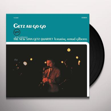 Stan Getz GETZ AU GO GO Vinyl Record - Holland Import