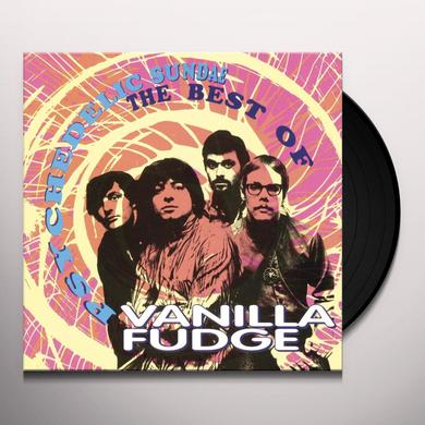 Vanilla Fudge PSYCHEDELIC SUNDAE Vinyl Record - Holland Import