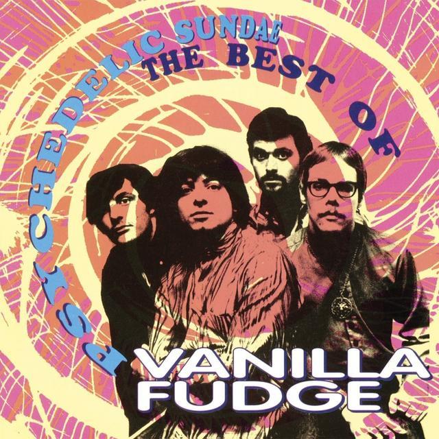 Vanilla Fudge PSYCHEDELIC SUNDAE Vinyl Record