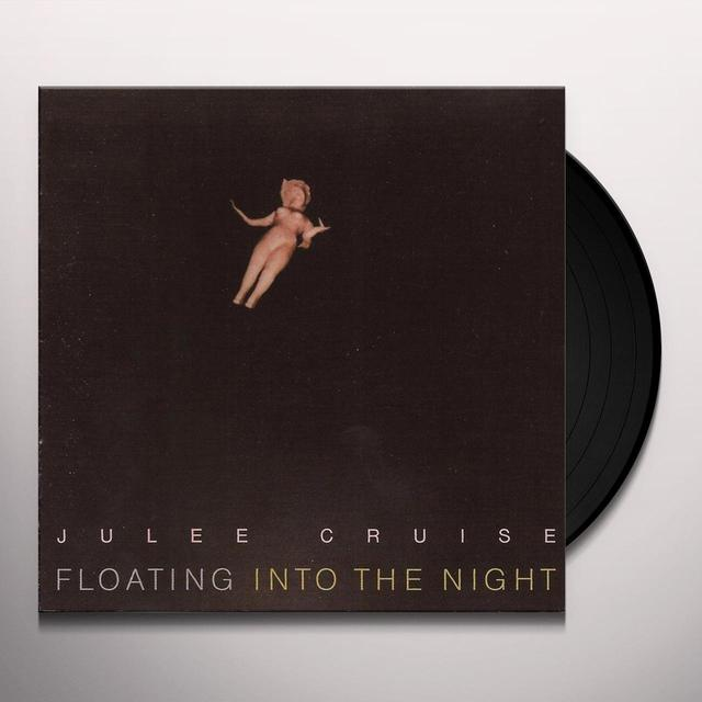 Julee Cruise FLOATING INTO THE NIGHT Vinyl Record - Holland Import