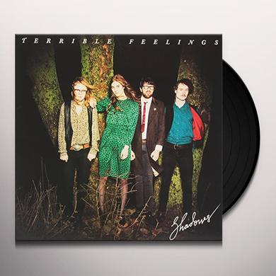 TERRIBLE FEELINGS SHADOWS Vinyl Record - UK Import