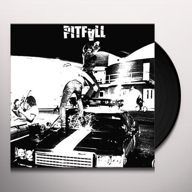 PITFALL (EP) Vinyl Record - UK Import