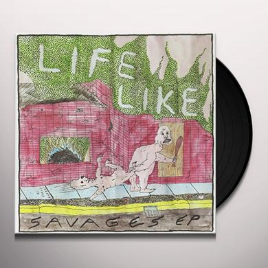 Life Like SAVAGES Vinyl Record - UK Import