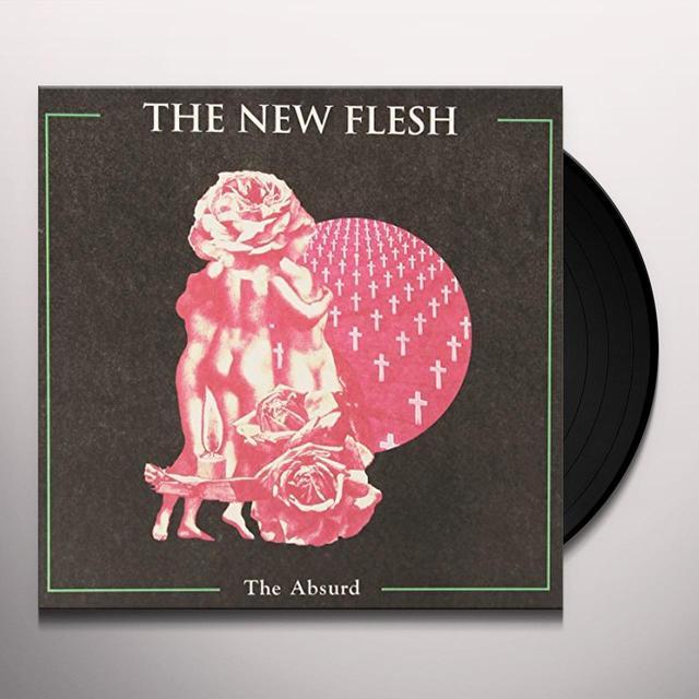 New Flesh ABSURD Vinyl Record - UK Import