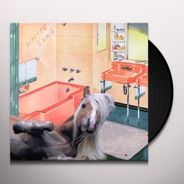 White Lung SONGS OF THE SOUTH Vinyl Record - UK Import