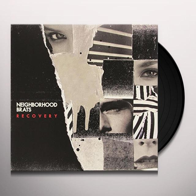 NEIGHBORHOOD BRATS RECOVERY Vinyl Record - UK Import