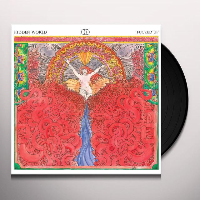 Fucked Up HIDDEN WORLD Vinyl Record - UK Import