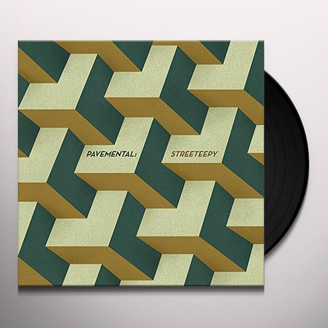 PAVEMENTAL STREETEEPY Vinyl Record