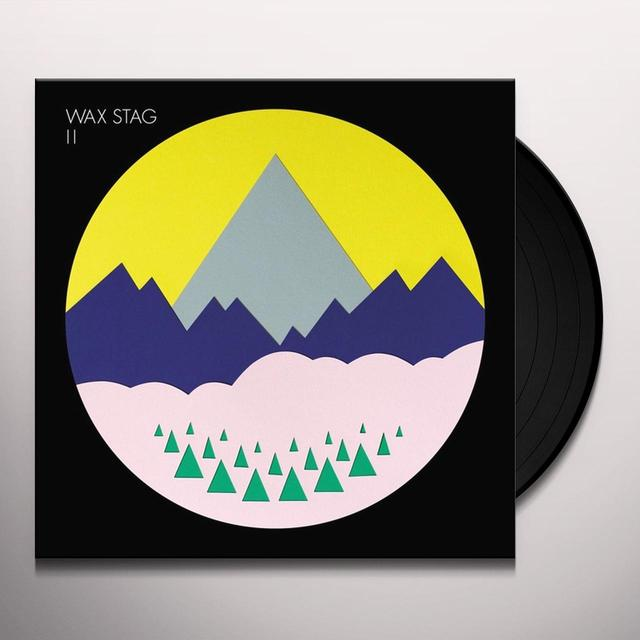 Wax Stag II Vinyl Record - UK Import