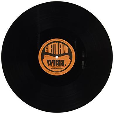 GHETTO FUNK PRESENTS: WBBL Vinyl Record