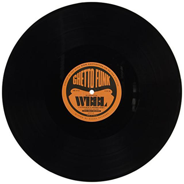 GHETTO FUNK PRESENTS: WBBL Vinyl Record