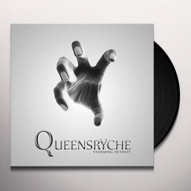 Queensrÿche STORMING DETROIT Vinyl Record - UK Import