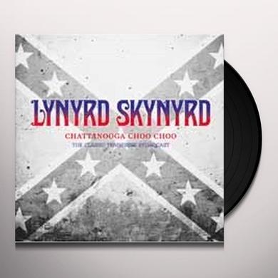 Lynyrd Skynyrd CHATTANOOGA CHOO CHOO Vinyl Record - UK Import